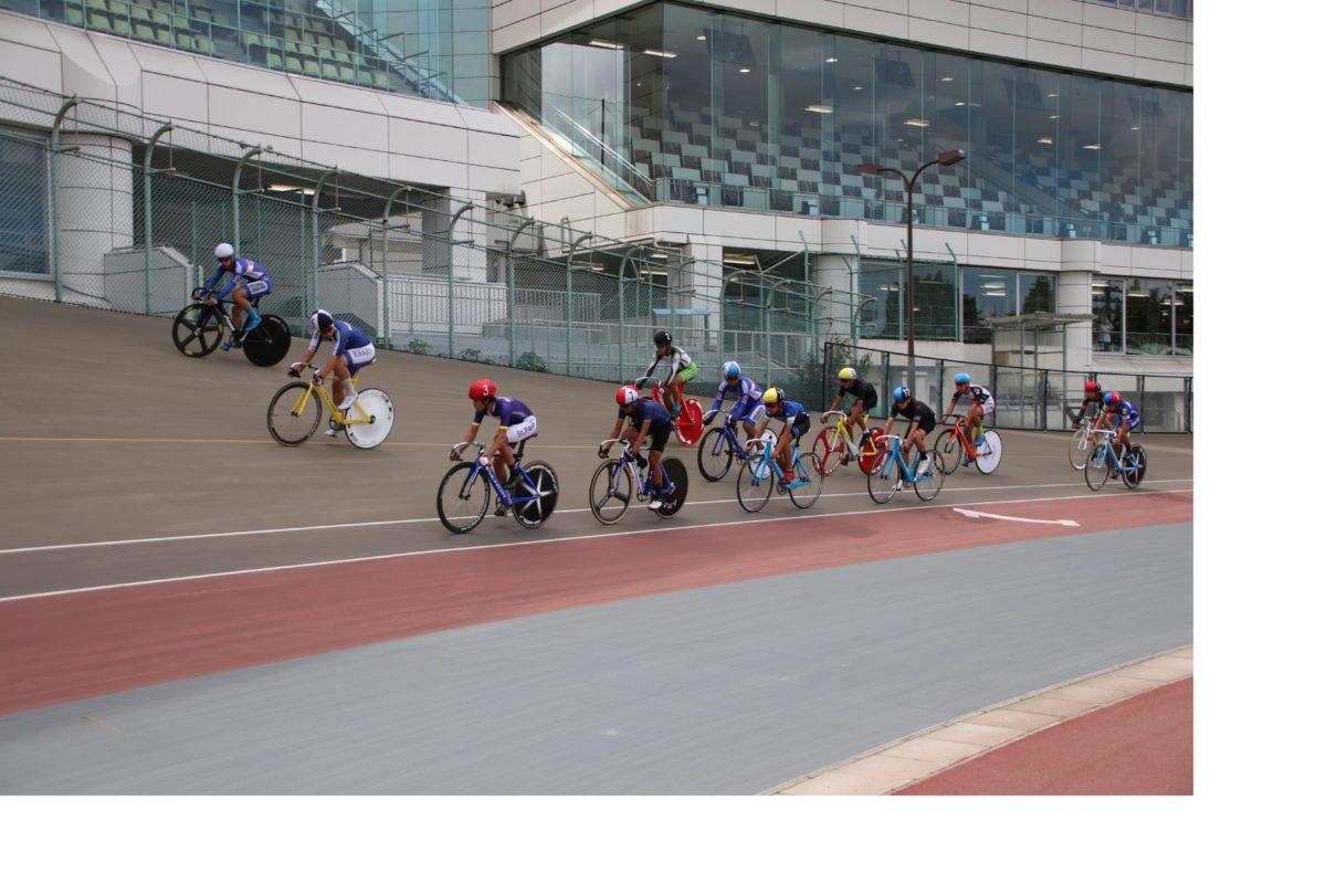 第2回「埼玉県ジュニア自転車競技大会」のご案内。