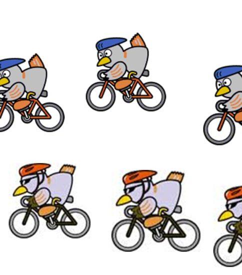 県民総合スポーツ大会「自転車選手権大会」無観客開催