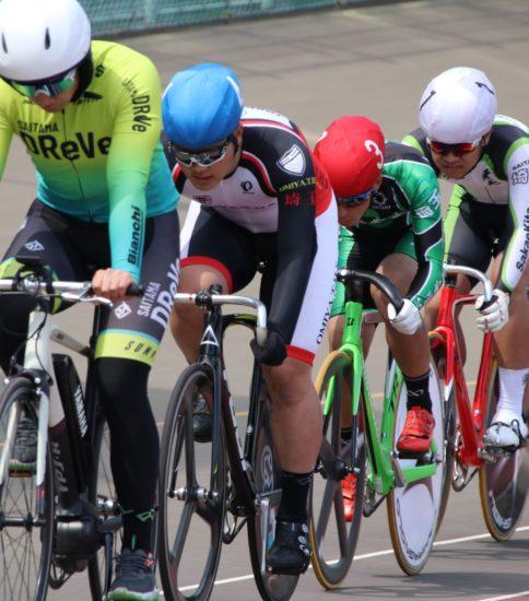 令和3年度「第3回埼玉県ジュニア自転車競技大会 兼成年記録会」無観客